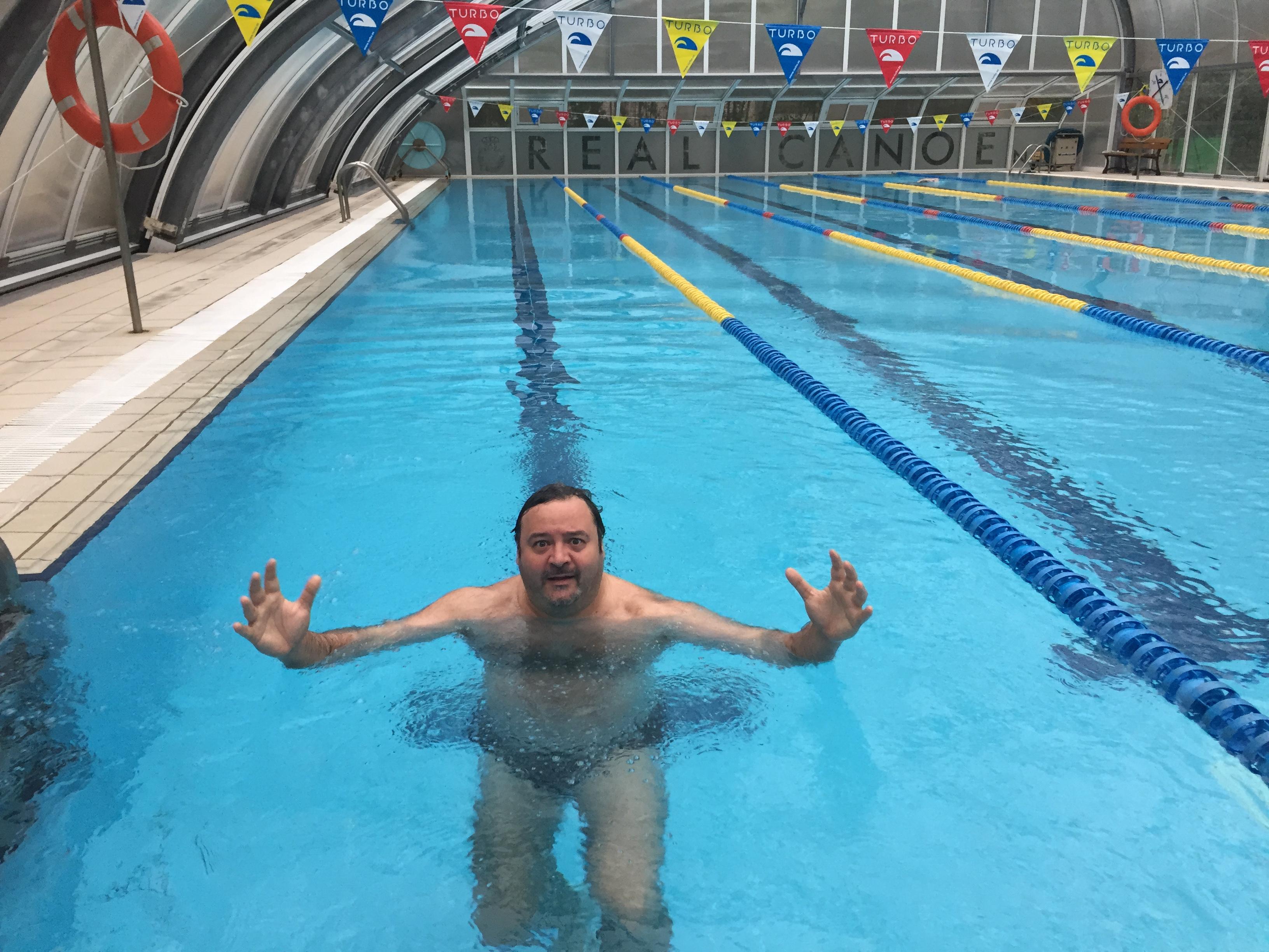 He empezado a hacer natacion y me siento de maravilla for Construir pileta natacion